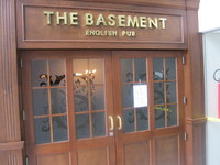 The Basement English Pub