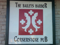 The Baileys Harbor Cornerstone Pub