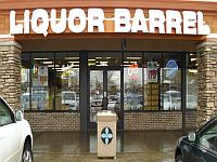 Liquor Barrel