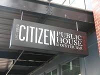Citizen Public House & Oyster Bar