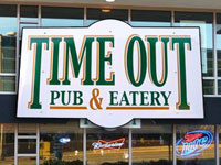 Time Out Pub & Eatery
