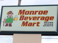 Monroe Beverage Mart