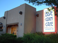 Blue Corn Cafe and Brewery