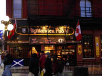 The Highlander Pub