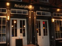 Philadelphia Bar And Restaurant