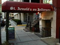 St. Arnold's Mussel Bar on Jefferson