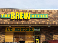 The Brew Kettle Taproom & Smokehouse / Production Works