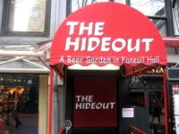 Durgin-Park / The Hideout