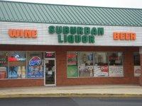 Suburban Liquor