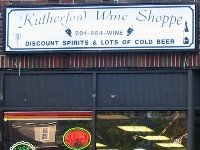 Rutherford Wine Shoppe