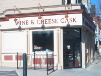Wine & Cheese Cask