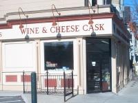Wine & Cheese Cask