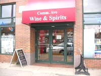 Comm Ave Wine & Spirits