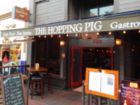 The Hopping Pig