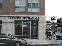 La Succursale Brasserie Artisanale