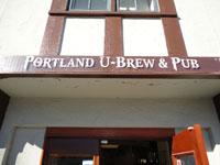 Portland U-Brew & Pub (P.U.B.)