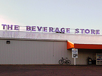 The Beverage Store