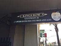 Kings Row Gastropub
