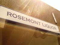 Rosemont Liquors