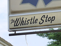 Whistle Stop Restaurant & Woodman Brewery