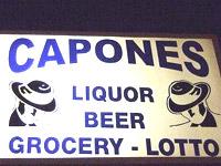 Capone's Liquor & Food