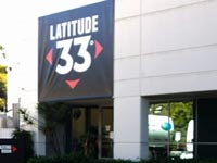 Latitude 33° Brewing Company