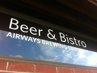 Airways Brewing Company Beer & Bistro