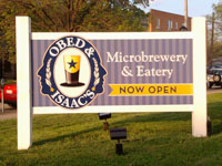 Obed & Isaac's Microbrewery & Eatery