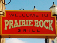 Prairie Rock Bar & Grill