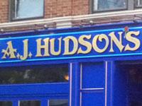 A.J. Hudson's Public House