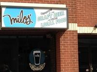 Milos' Craft Beer Emporium
