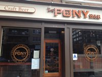 The Pony Bar - Upper East Side