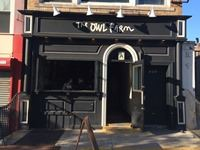 The Owl Farm Bar