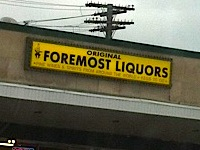 Foremost Liquors - West Rogers Park