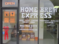 Home Brew Express