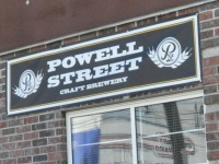 Powell Street Craft Brewery