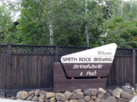 Smith Rock Brewing