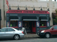 Coolidge Corner Clubhouse