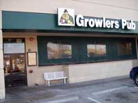 Growlers Pub