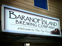 Baranof Island Brewing