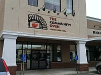 The Community Oven