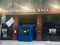 Reichenbach Hall New York Ny Reviews Beeradvocate Whatever someone may have said in your presence is their business from their personal. beeradvocate