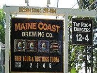 Jack Russell's Steak House / Maine Coast Brewing Co.