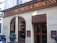 Frog & Princess, The