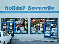 Holiday Beverage Center