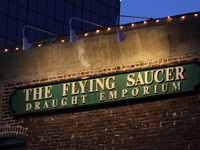 The Flying Saucer Draught Emporium