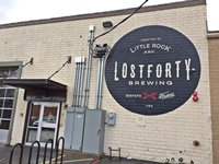 Lost Forty Brewery