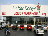 Frugal MacDoogal Wine & Liquor Warehouse