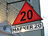 Marker 20