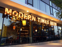 Modern Times Flavordome
